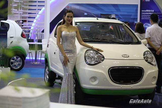 Triển lãm Saigon International Autotech & Accessories 2016 chính thức khai mạc