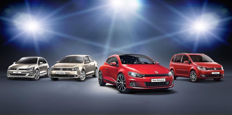 Volkswagen tổ chức lễ hội ô tô đầu tiên tại Việt Nam