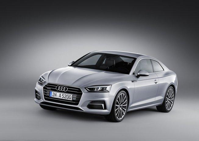 Audi ra mắt A5 2017