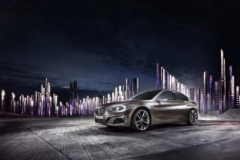BMW thêm cửa cho 2-Series Gran Coupe