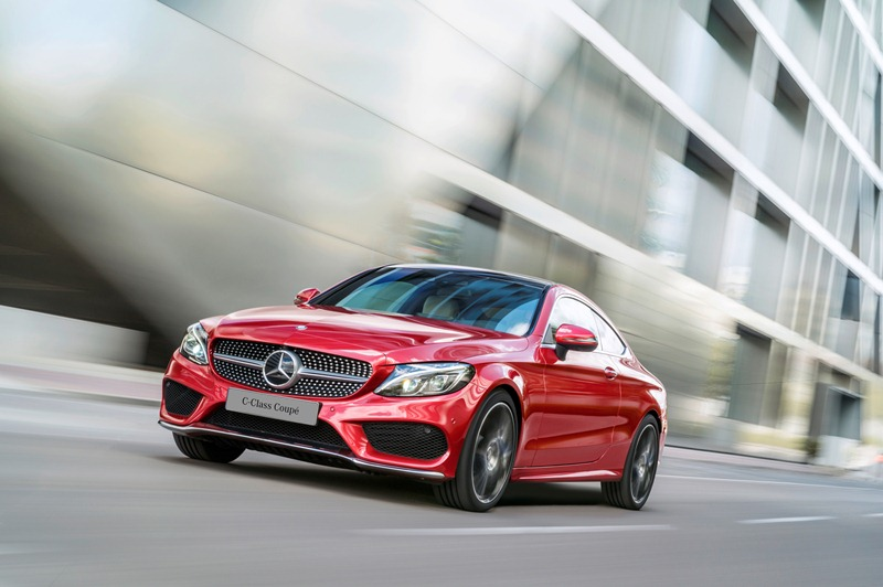 Mercedes-Benz GLS và C-Class Coupe sắp ra mắt tại Việt Nam