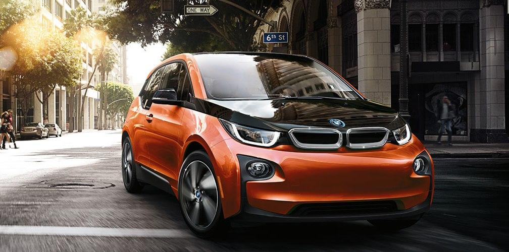 BMW i3 2017 tăng giá bán lên 44,595 USD
