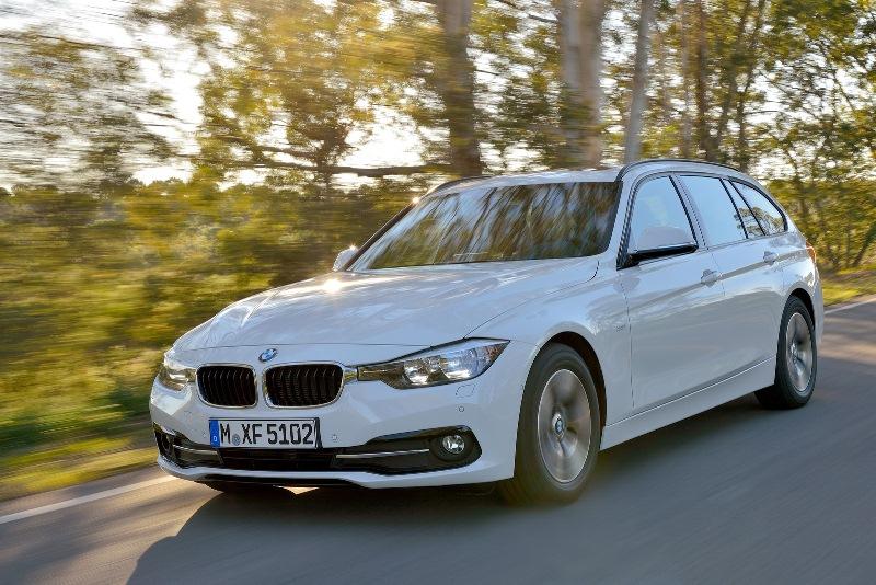 """BMW 3 Series Wagon có khả năng bị """"khai tử"""" vào năm 2019"""