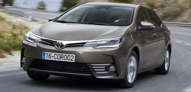 So sánh Toyota Corolla mới và cũ qua ảnh