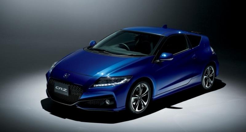 Honda ngưng sản xuất CR-Z
