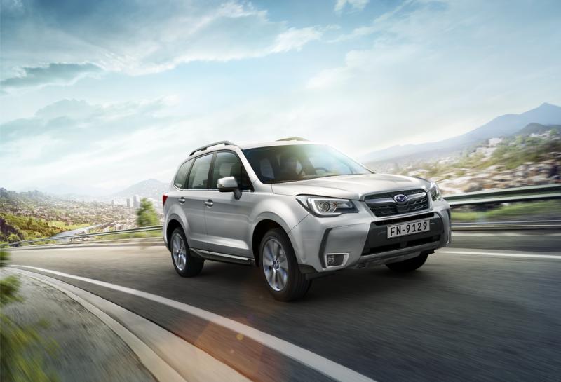 Subaru Việt Nam giữ nguyên giá bán sau 1/7/2016