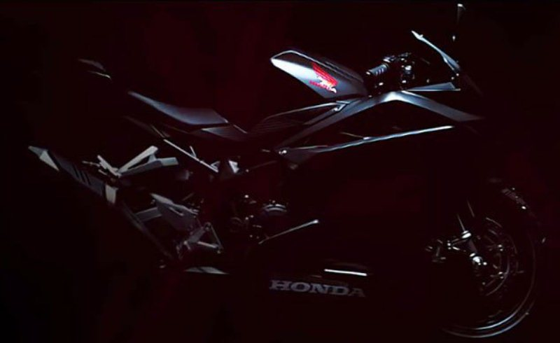 Honda tung Teaser video CBR250RR 2017
