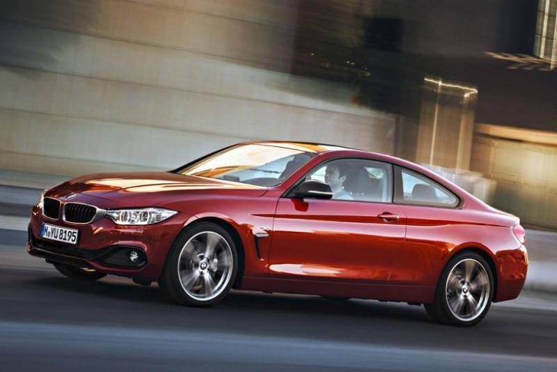 BMW 4 series bản nâng cấp ra mắt vào năm 2017