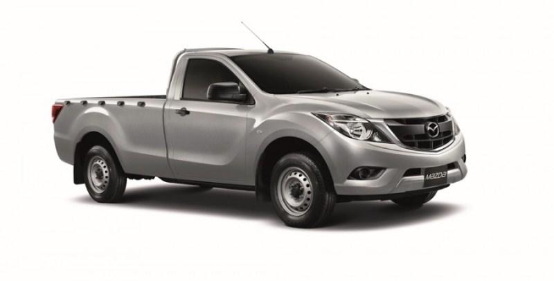 Mazda BT-50 thế hệ mới sẽ được xây dựng dựa trên Isuzu D-max