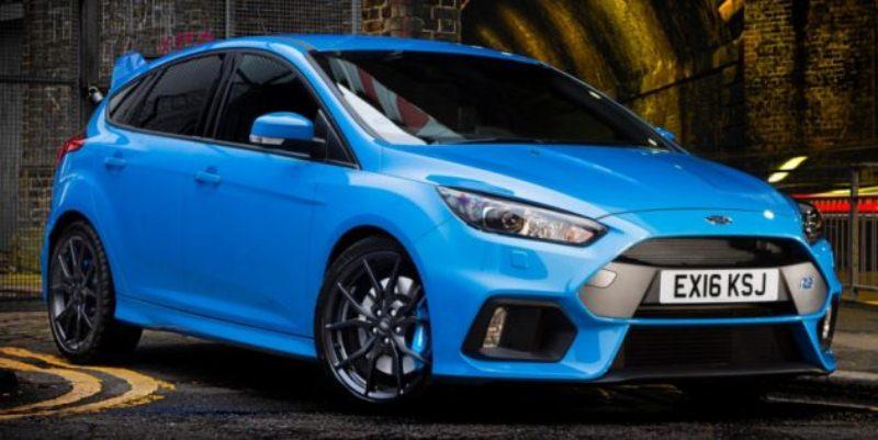 Ford Focus RS mạnh tới 375 mã lực với gói hiệu suất cao