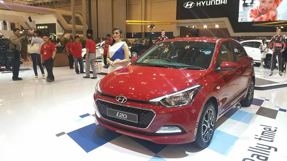 """Hyundai i20 """"cập bến"""" thị trường Indonesia"""