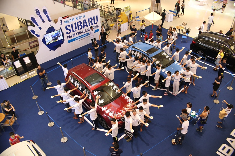 10 thí sinh Việt Nam có cơ hội nhận giải thưởng Subaru XV hơn 1.3 tỷ