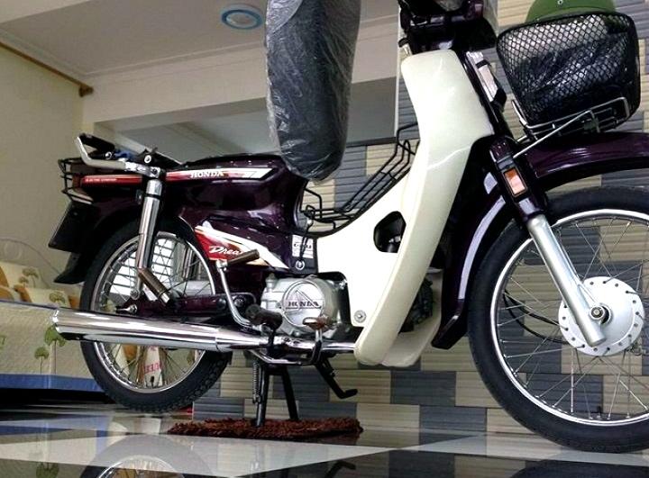 Honda Dream II nguyên bản đắp chiếu 20 năm rao bán 180 triệu