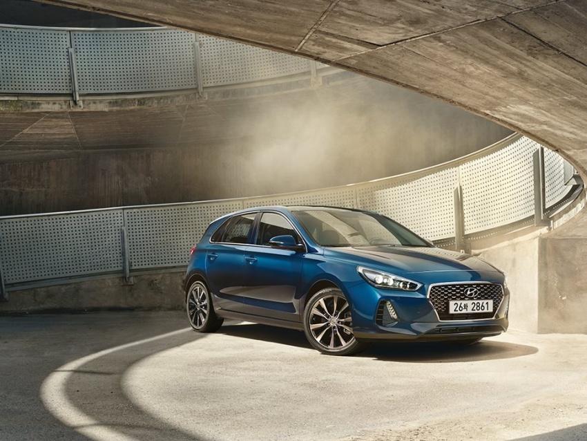 Hyundai i30 thế hệ thứ ba chính thức ra mắt