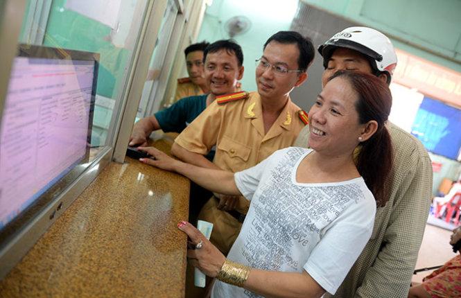 Cách tính chi phí đăng ký xe máy tại Việt Nam