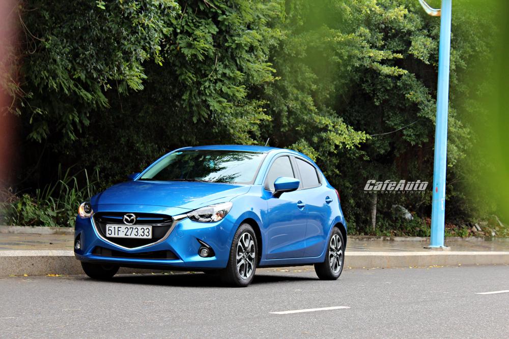 Triệu hồi 4.809 chiếc Mazda2 để khắc phục đèn báo lỗi động cơ
