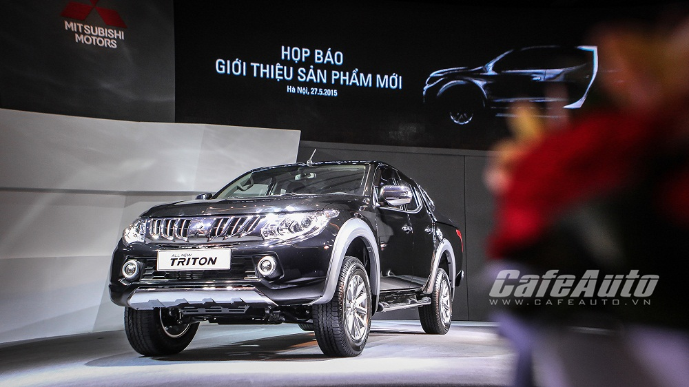 Mitsubishi Motors Việt Nam đạt doanh số ấn tượng