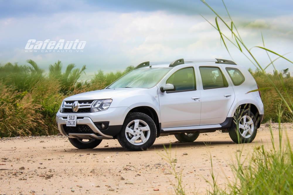 Sở hữu Renault Duster chỉ từ 255 triệu đồng