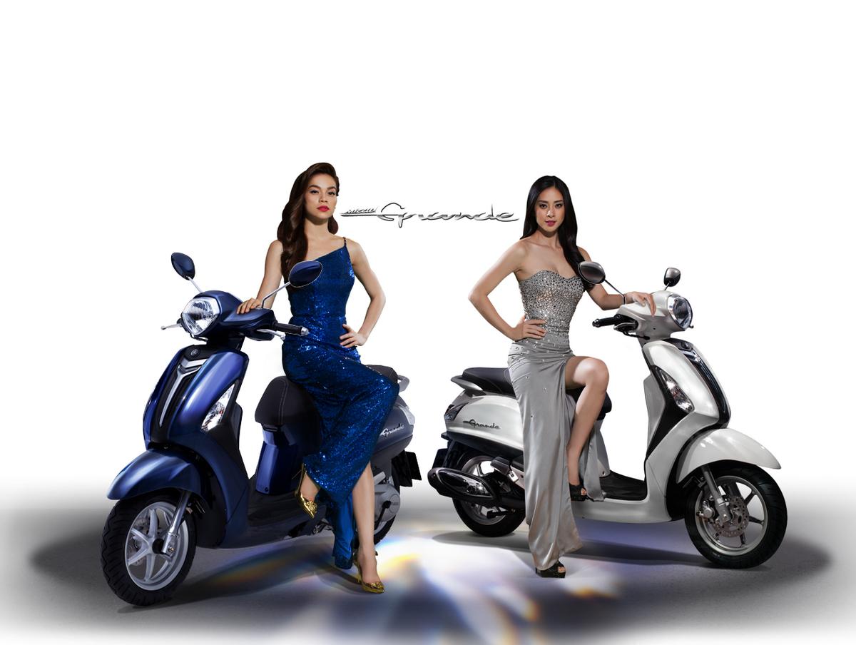 Yamaha Việt Nam triệu hồi hơn 110 nghìn chiếc Nozza Grande