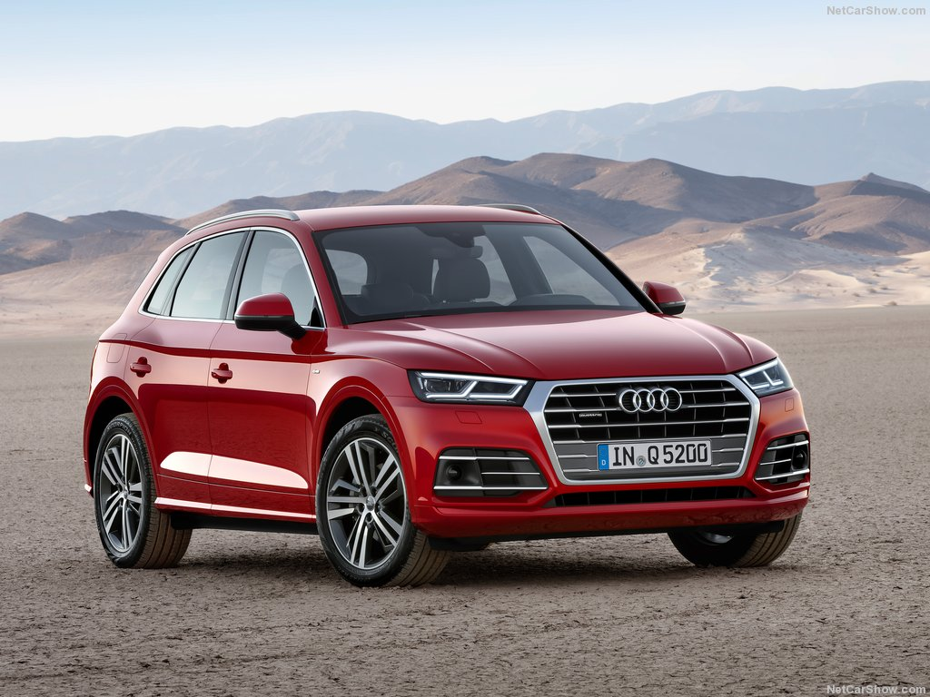 Audi Q5 ra mắt tại Đông Nam Á vào quý 3/2017
