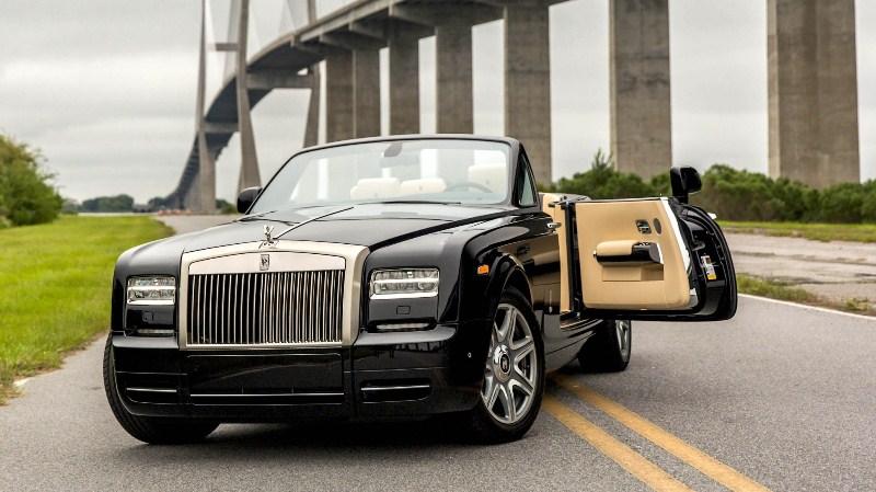 Đến lượt nhà nhập khẩu Rolls Royce bị truy thu thuế