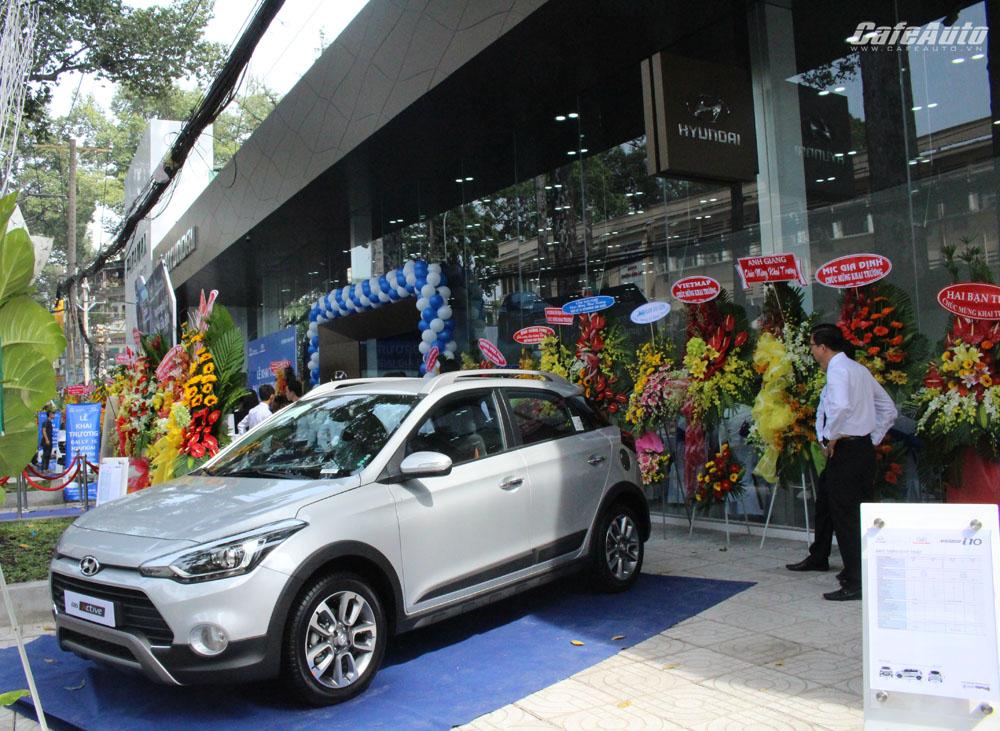 Hyundai Gia Định chính thức đi vào hoạt động