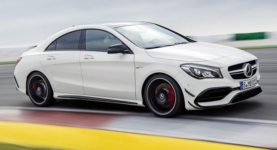 Mercedes-Benz A-Class sẽ có phiên bản sedan