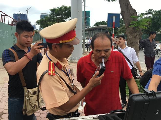 Những lỗi vi phạm còn lạ lẫm với nhiều tài xế Việt