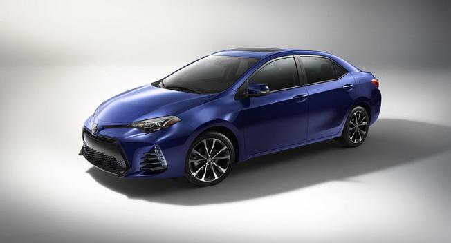 Toyota Corolla 2018 tiếp tục sử dụng động cơ của BMW?
