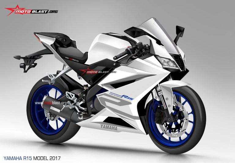 Xem trước kiểu dáng Yamaha R15 v3.0