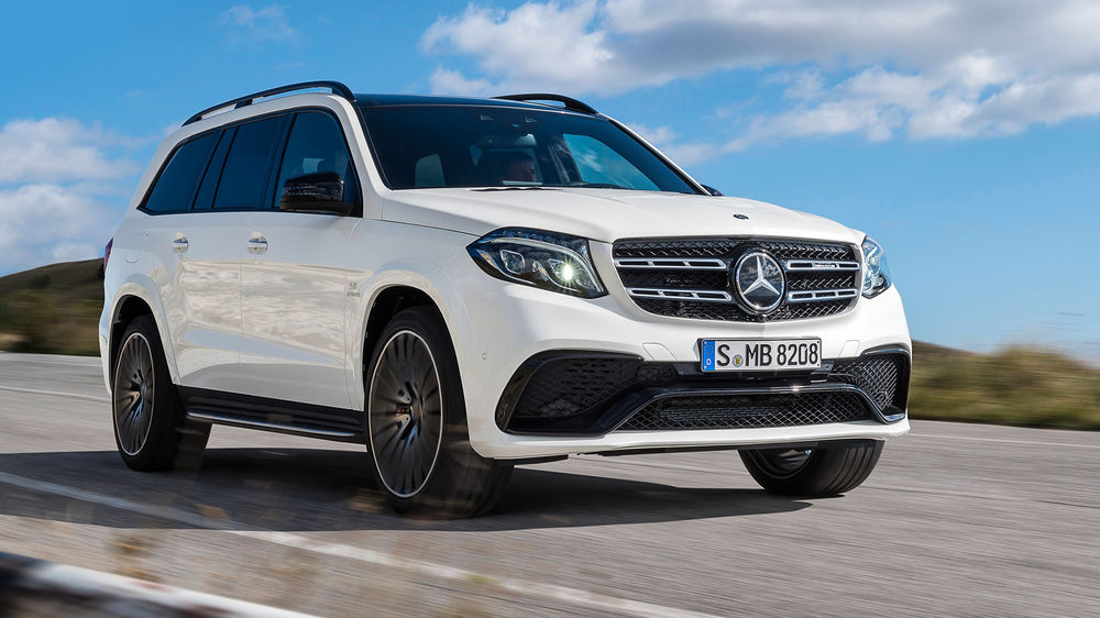 Mercedes triệu hồi 48.000 SUV lỗi túi khí tại thị trường Mỹ