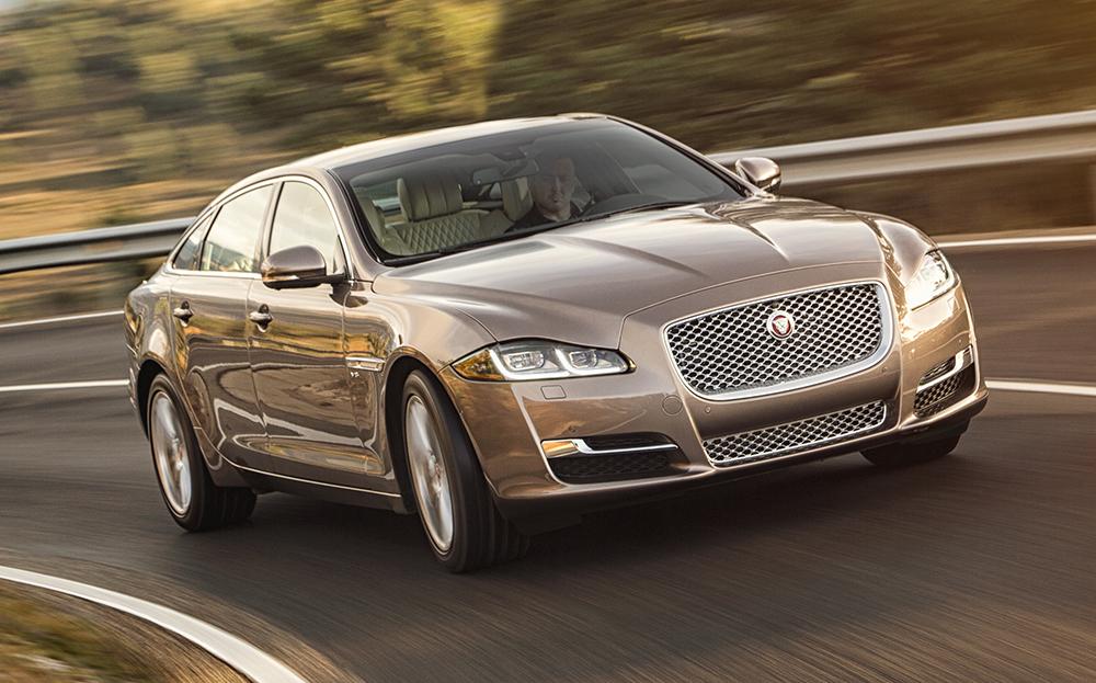 Top 5 mẫu xe hơi sang trọng và uy tín nhất năm 2016