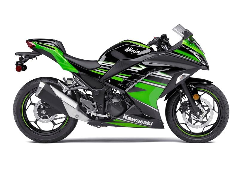 Bộ ba mô tô Kawasaki 2017 chuẩn bị ra mắt tại Việt Nam