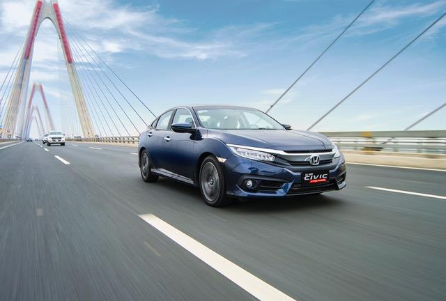 Honda Ô tô Việt Nam bán 11.501 xe trong năm 2016