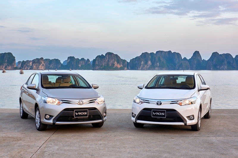 Toyota Việt Nam bán 57.036 xe trong năm 2016