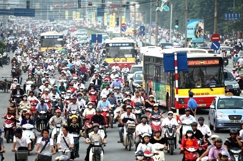 Trao giải nhất 200.000 USD cho ý tưởng chống ùn tắc tại Hà Nội