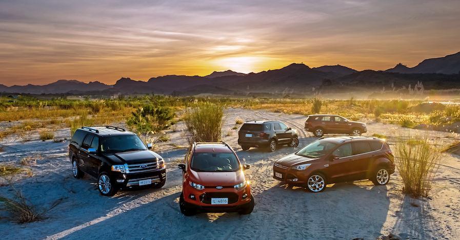 Ford đạt doanh số bán hàng kỷ lục tại ASEAN năm 2016