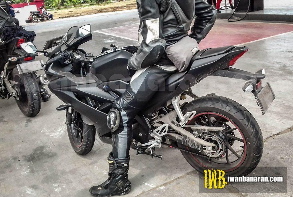 Yamaha R15 v3 lộ ảnh thực tế