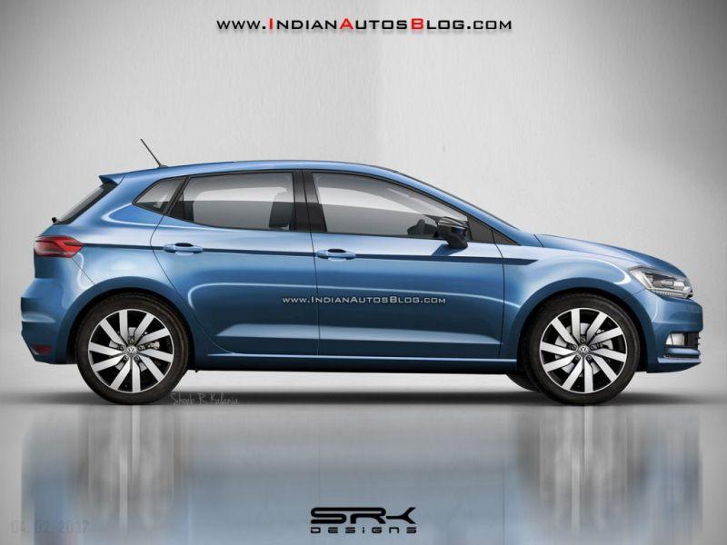 Volkswagen Polo 2017 sắp ra mắt có gì mới?