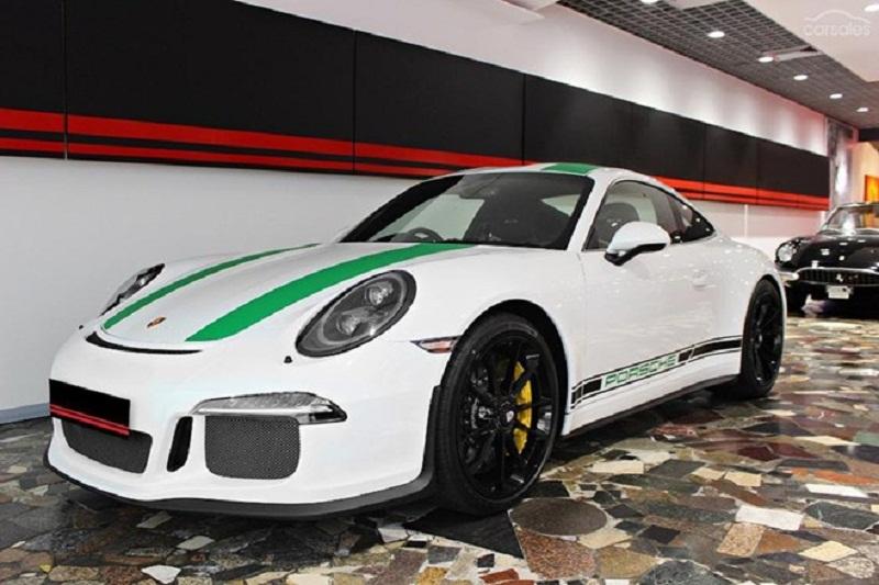 Chiếc Porsche rao bán 1.2 triệu USD có gì đặc biệt?