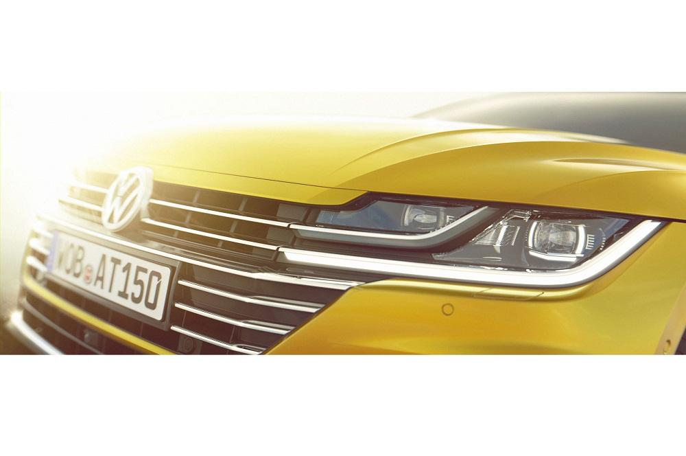 Lộ diện mẫu ô tô Volkswagen chuẩn bị ra mắt tại Geneva 2017