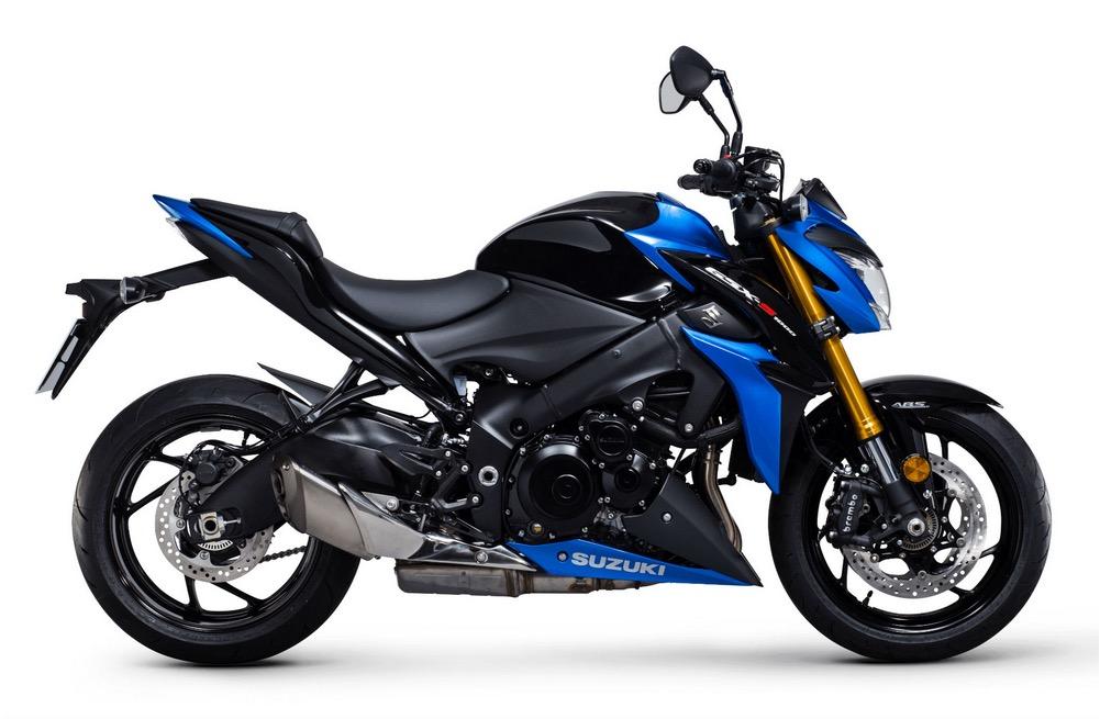 Suzuki ra mắt GSX-S1000 và GSX-S1000F 2017