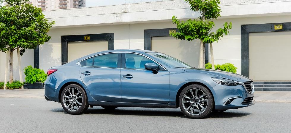 Mazda 6 lại giảm giá 10-20 triệu đồng, tiếp tục cuộc đua trong phân khúc sedan hạng D