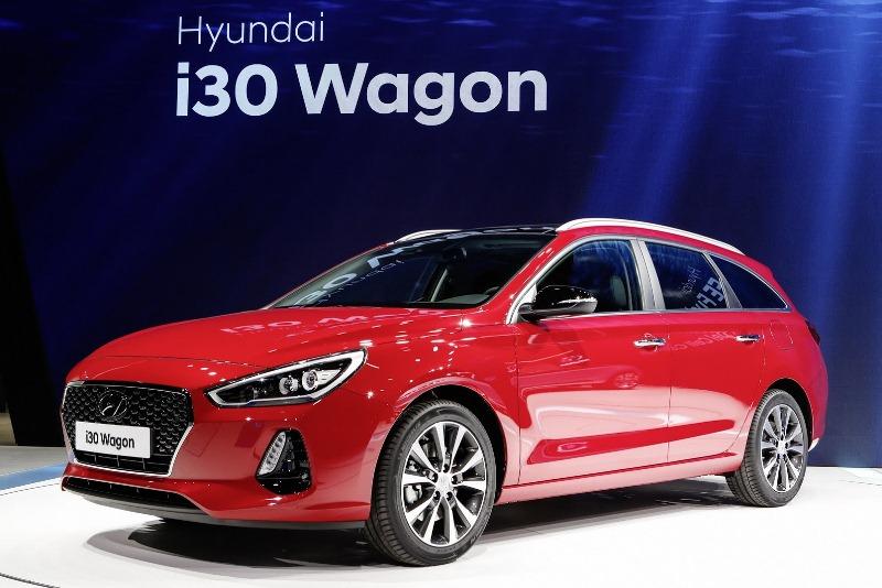 Ảnh chi tiết Hyundai  i30 Wagon 2017 tại Geneva Motor Show 2017