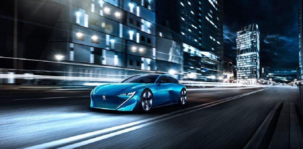Chiêm ngưỡng mẫu Peugeot Concept độc đáo nhất nước Pháp