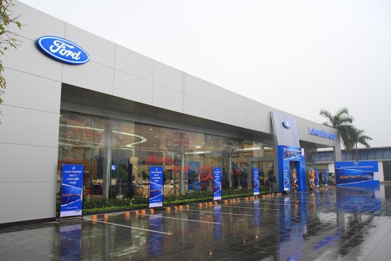 Ford Việt Nam khai trương đại lý ủy quyền Long Biên Ford tại Hà Nội