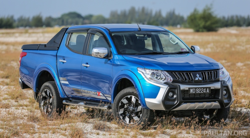Nissan và Mitsubishi hợp tác phát triển xe bán tải cho thị trường Đông Nam Á