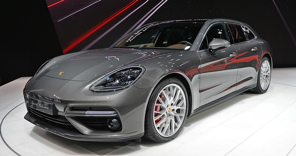 Porsche Panamera Turbo Sport Turismo đã được bán tại Việt Nam với giá từ 5,4 tỷ đồng