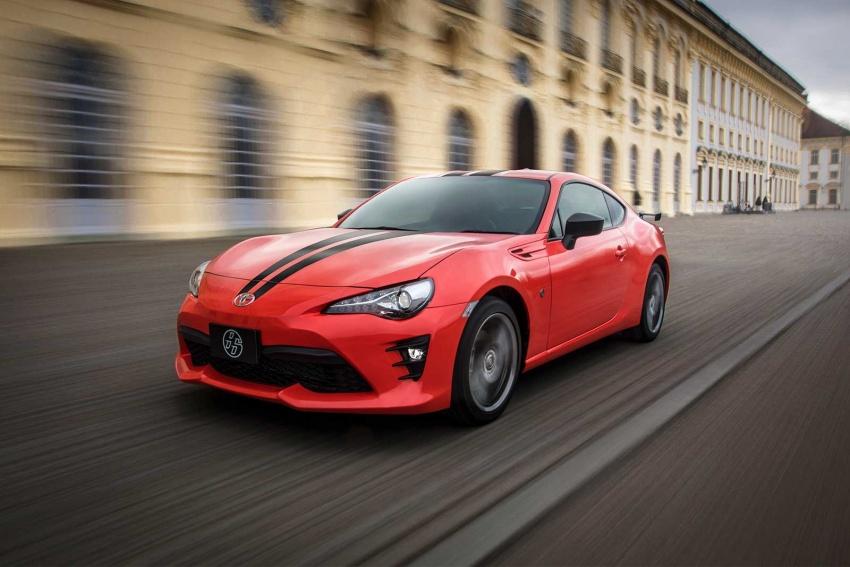 Toyota 86 860 Special Edition ra mắt với giá từ 30.040 USD