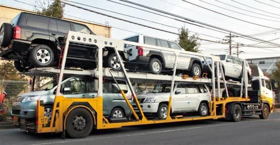 Hơn 6.300 ô tô đã được nhập trong nửa đầu tháng 3/2017